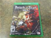 MICROSOFT Microsoft XBOX One Game ATTACK ON TITAN - XBOX ONE